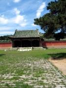 Dilapidated Tomb