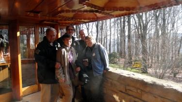 Kentuck - Brockmann-Craigs on Porch