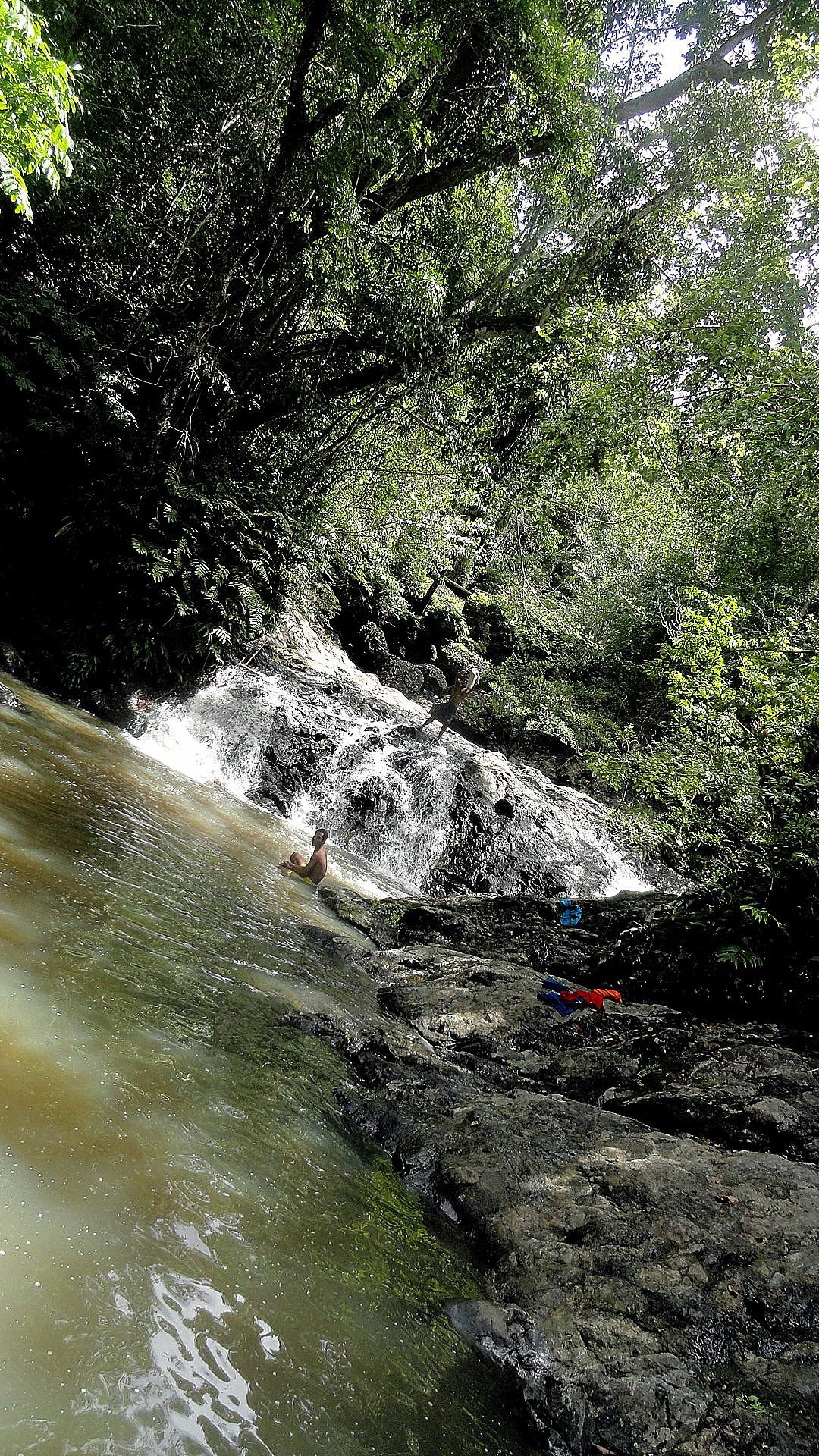 Mt Diamond Hike - Upper Falls