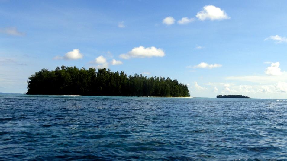 Lots of Little Islands