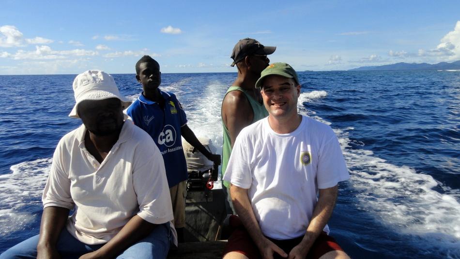 Mastone, Paul, Boat Guys