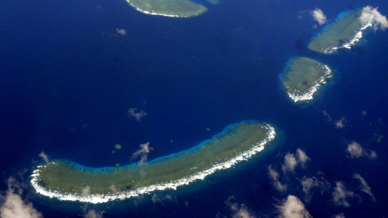 Barrier Reef from the Air 3