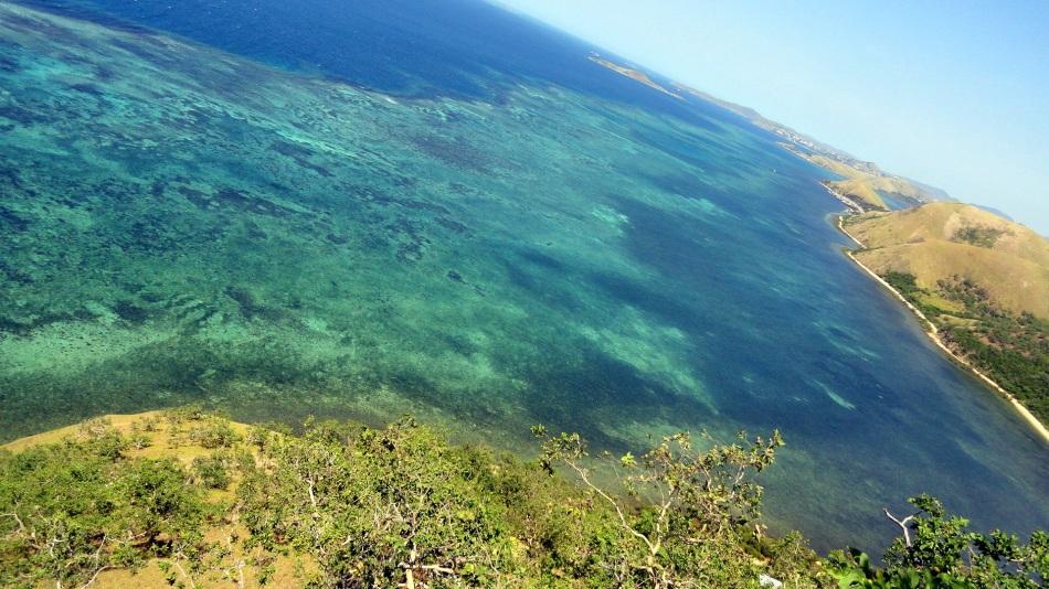POM Area Coastline