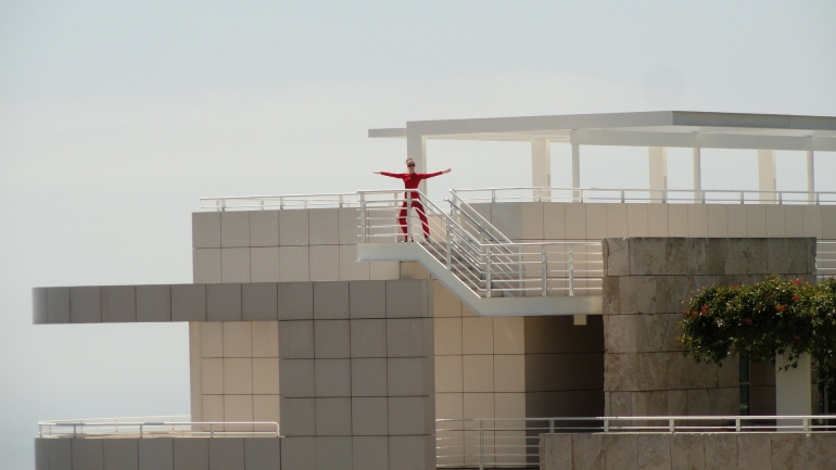 Getty Ctr - Dance 1