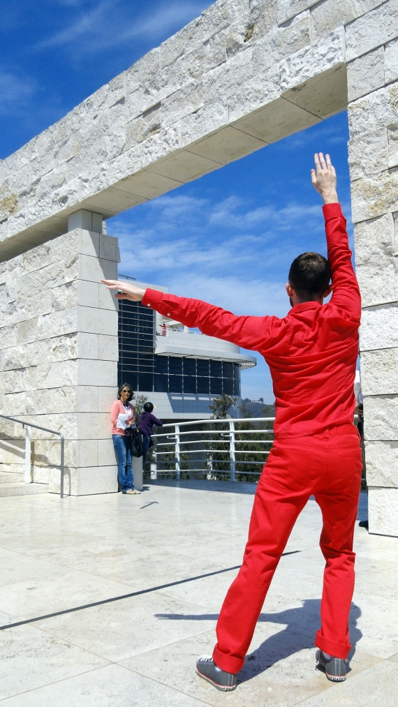 Getty Ctr - Dance 3
