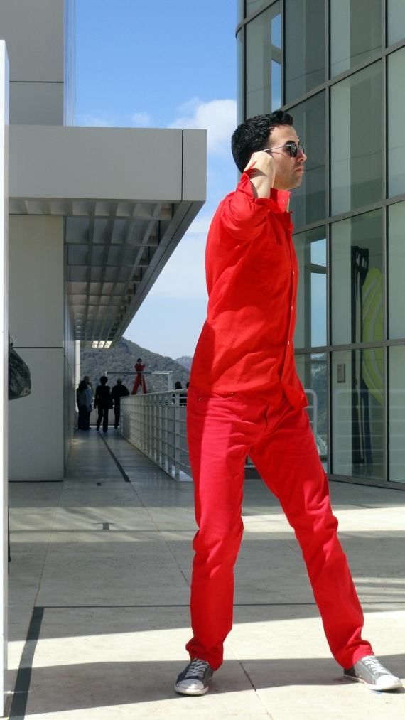 Getty Ctr - Dance 5