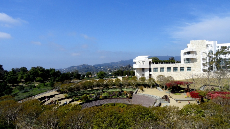 Getty Ctr - Gardens & Rsrch Fdn