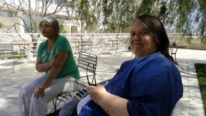 Getty Ctry - Pat & Mom