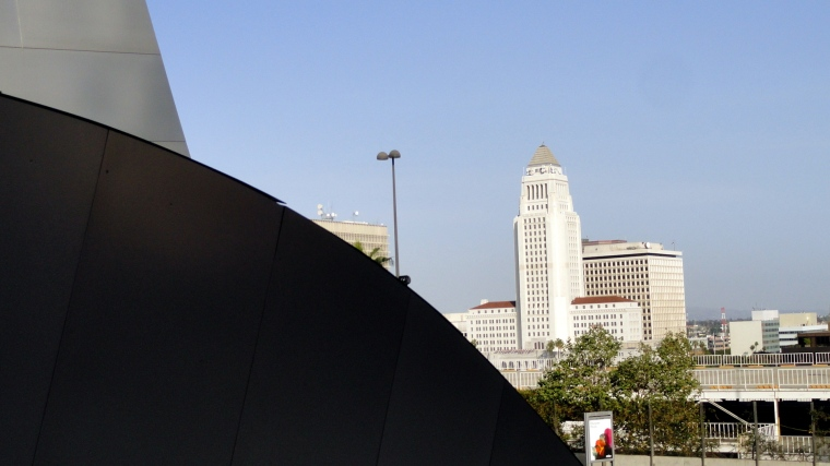 LA City Hall view from WDCH 2
