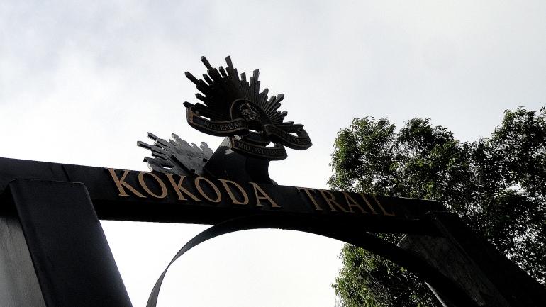 1.1 Kokoda - Owers Corner Sign