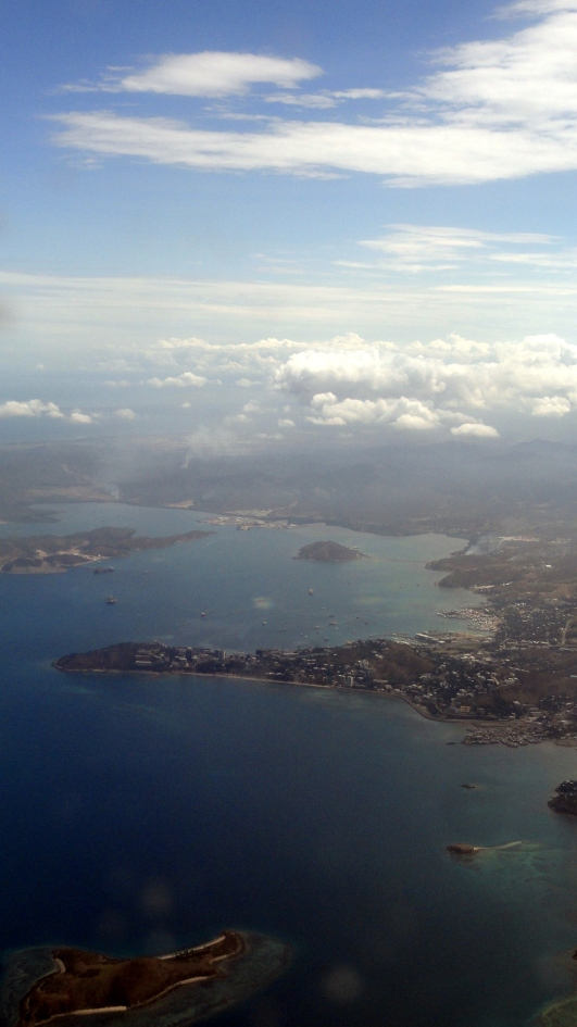 POM Coast from Air