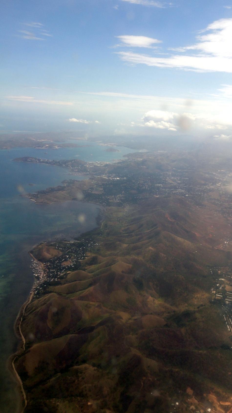 POM Coastline