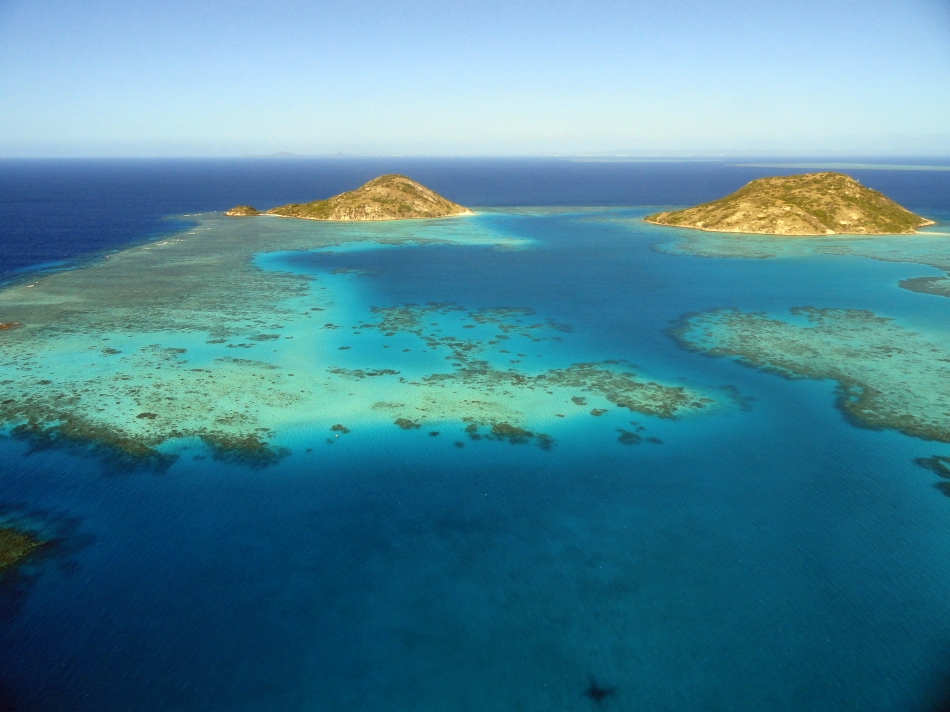 Islands & Coral