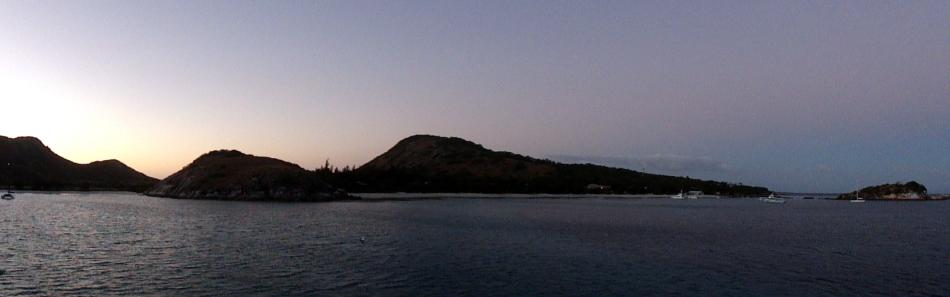 Lizard Island Panorama