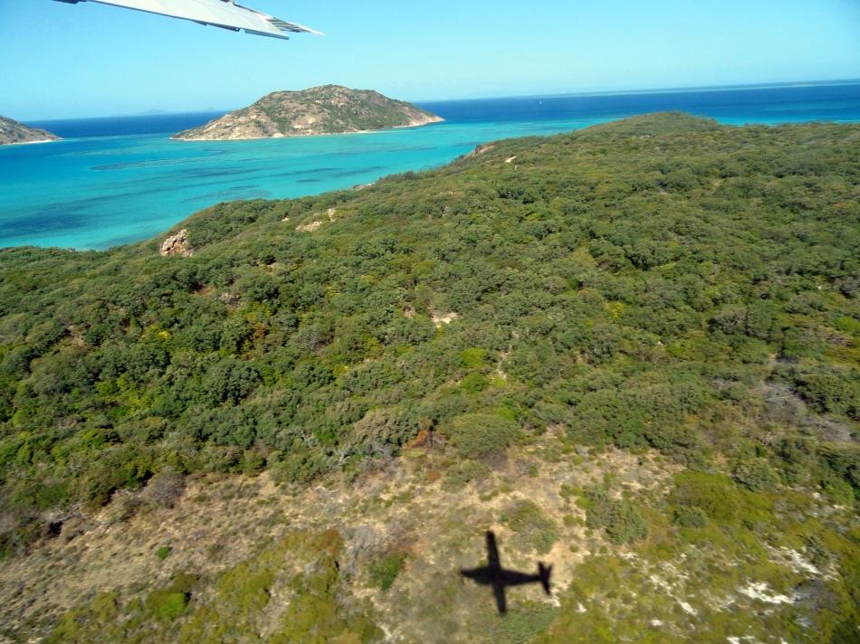 Lizard Island & Sea Beyond