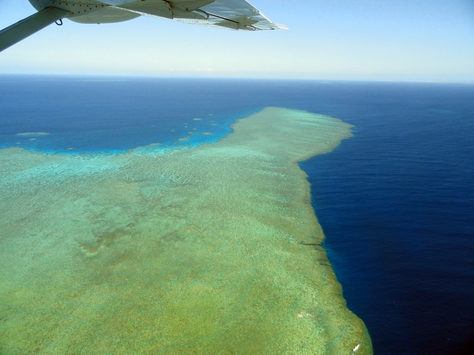 Over the Ribbon Reefs 4