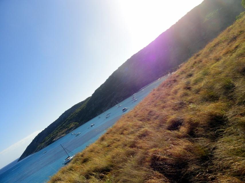 Slopes of Lizard Island