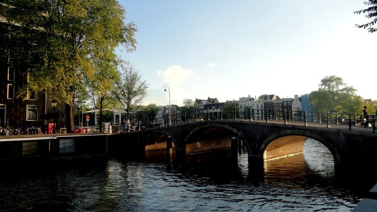 Bridges by the Amstel