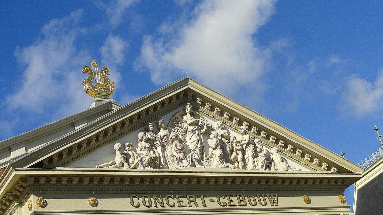 Concertgebouw Capital w Clouds