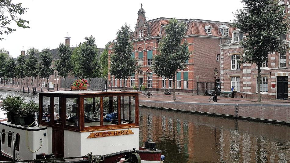 Nieuwe Keizersgracht & Hermitage Amsterdam