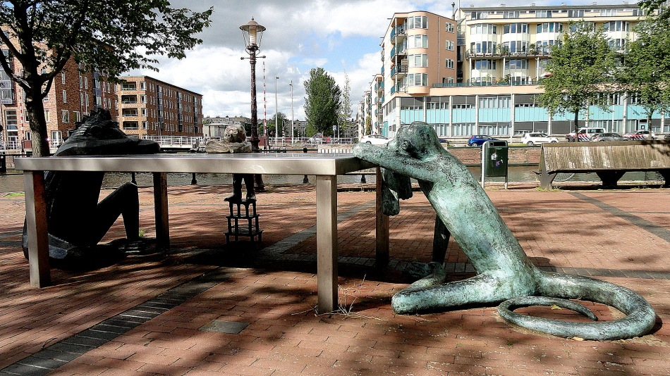 Public Art Amsterdam