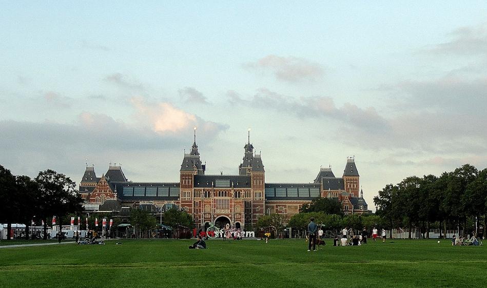 Rijksmuseum & Museum Plein