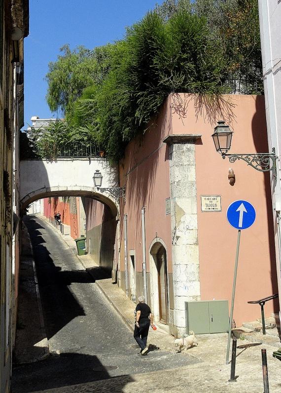 Bairro Alto  Street Corner