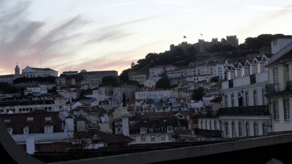 Castello at Dawn