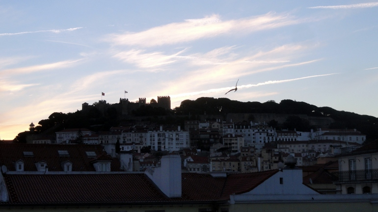 Castelo at Dawn