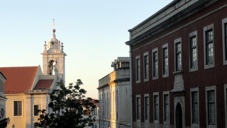Chiado Buildings