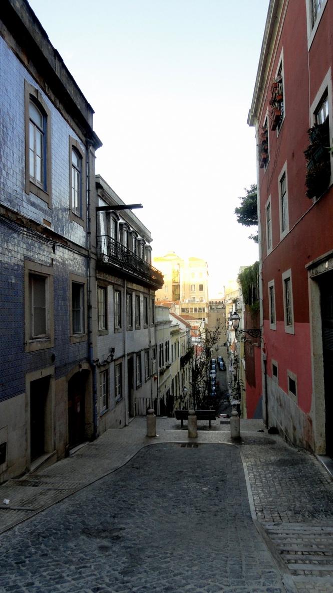 Chiado Streets