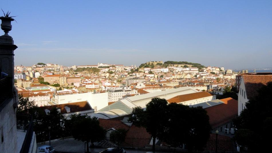 City from Alcantara