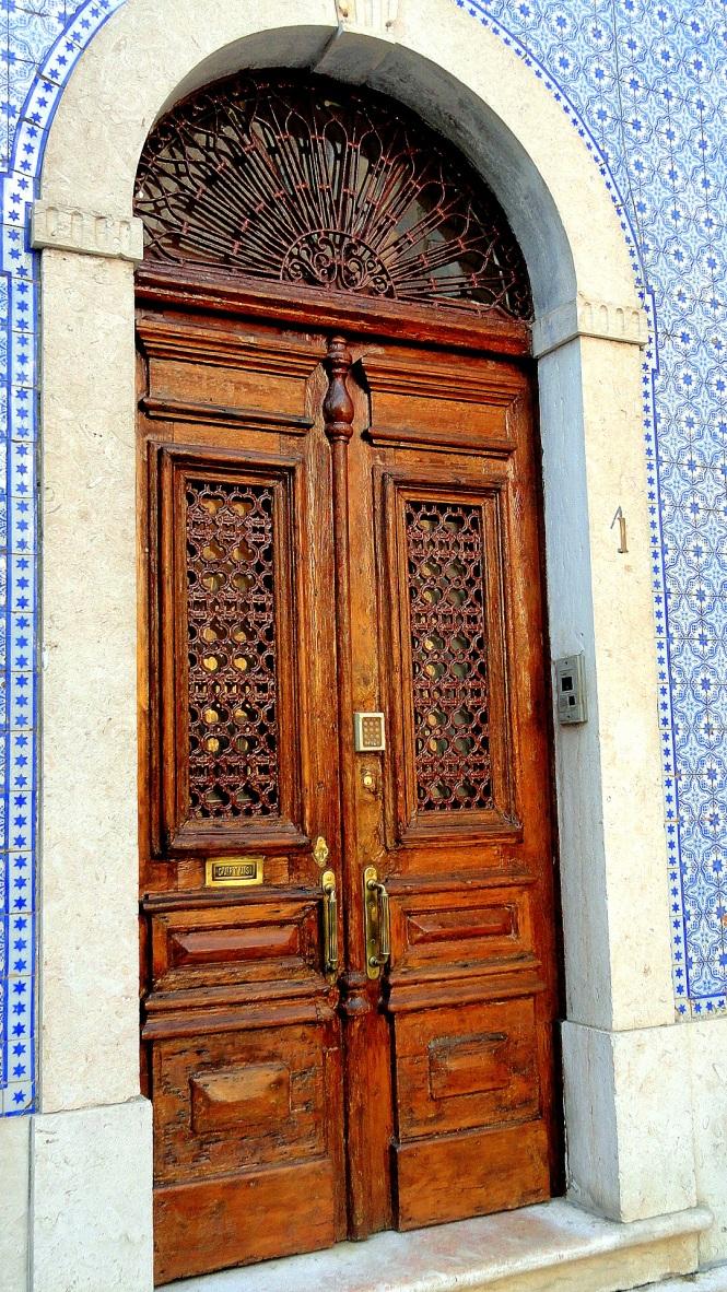 Doorway w Tiles