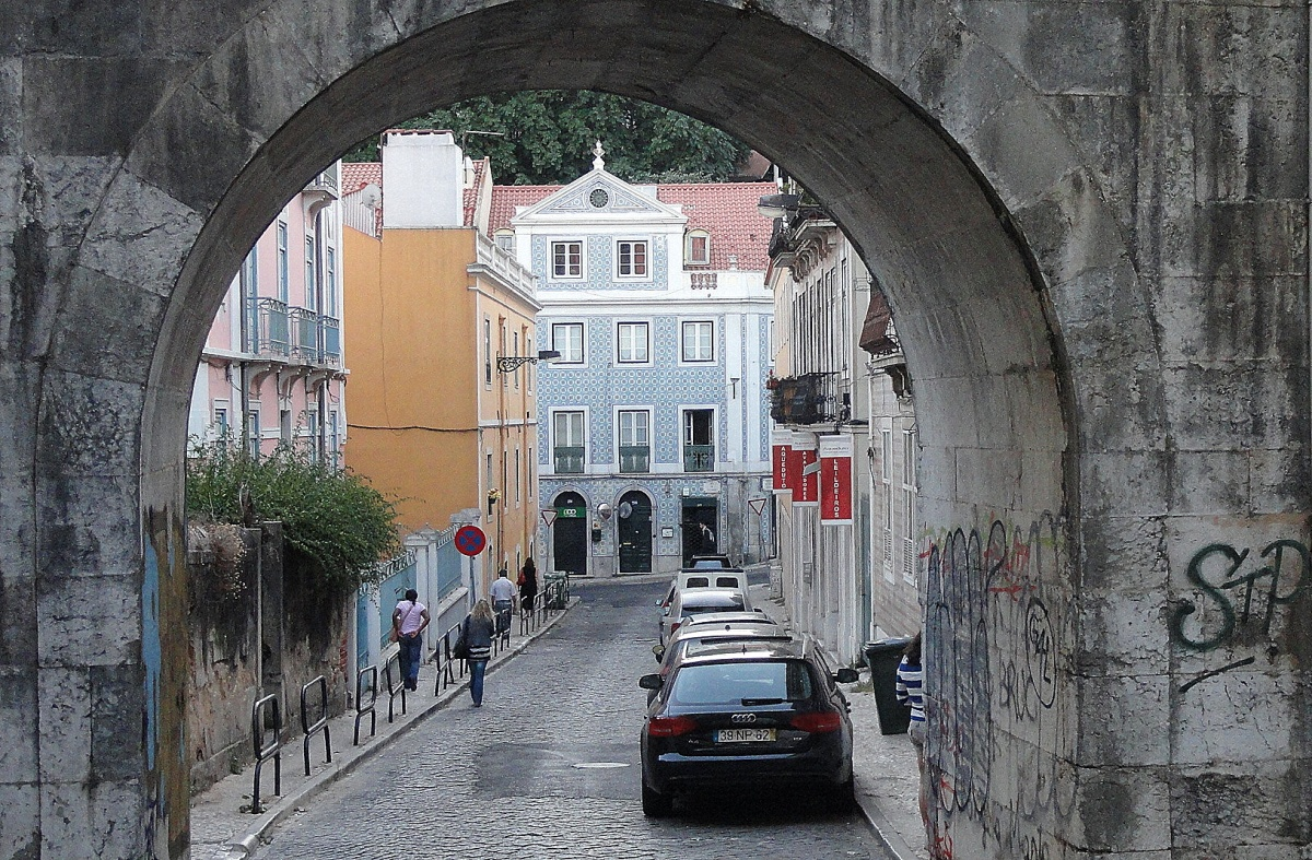 Lingering in Lovely Lisbon - Part I