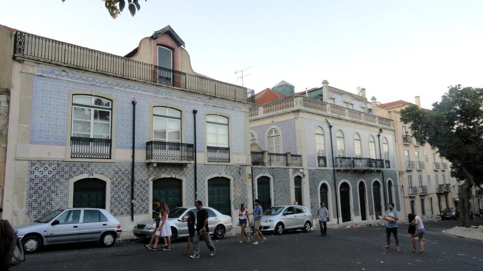 Tile Houses - Campo Sta Clara