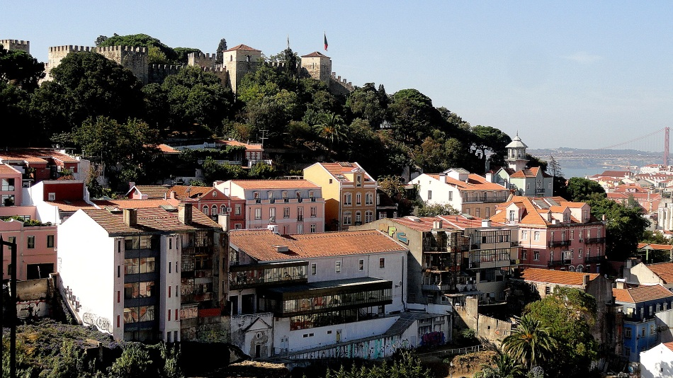 Castelo from Graca