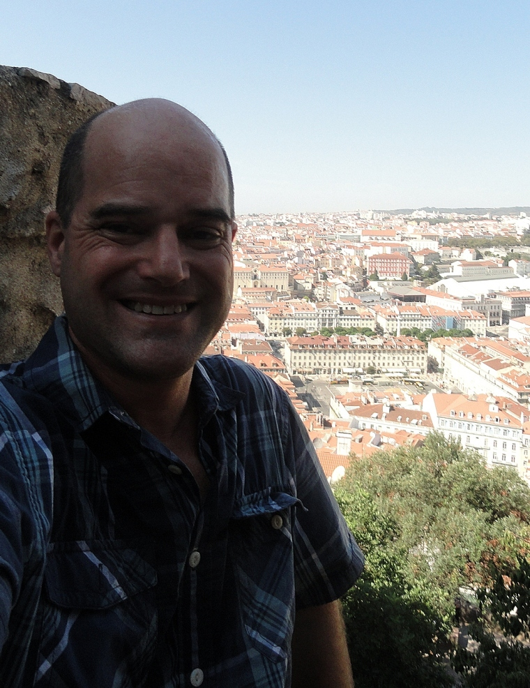 Self Portrait at Castelo