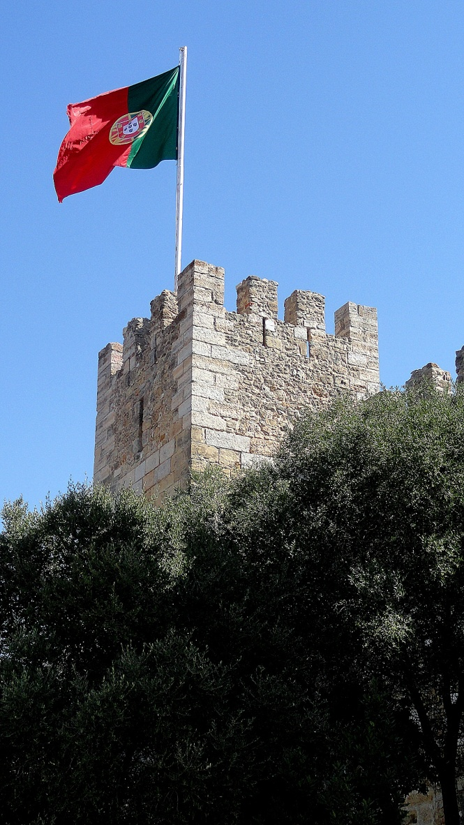 Tower & Flag
