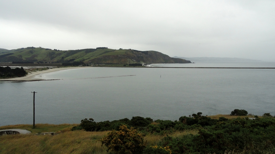 Dunedin Mole & harbor Entrance