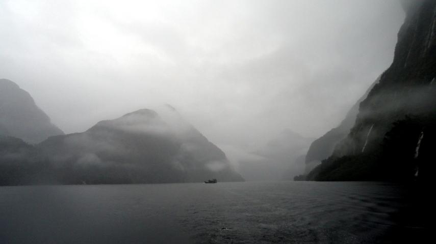 Misty Distances