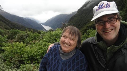 Mom & Steve at Doubtful