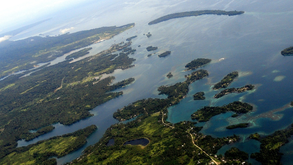 Madang Coastal Islets