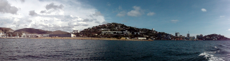 Moresby Harbor Pano 2