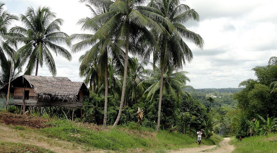 Brugam from Opposite Hillside