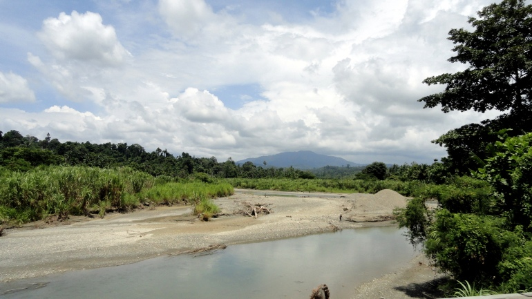 East Sepik Stream