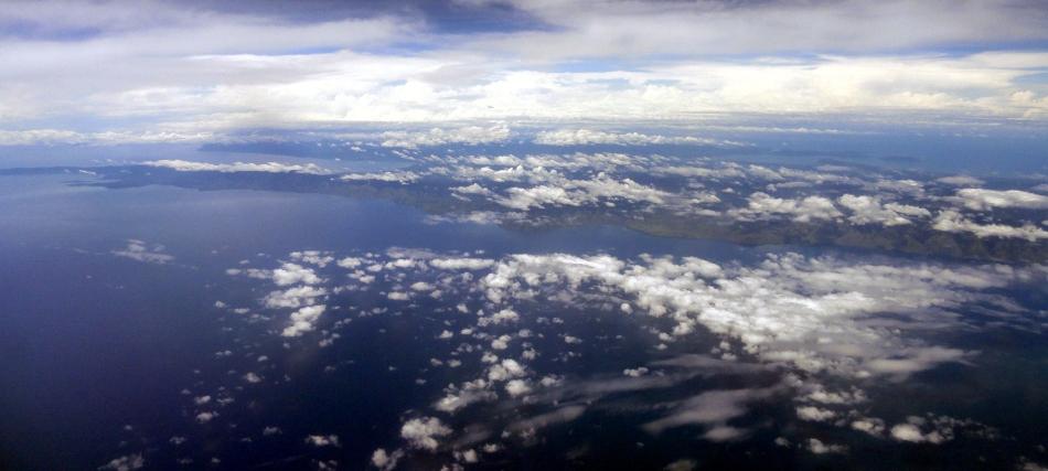 Easternmost Tip of New Guinea Island