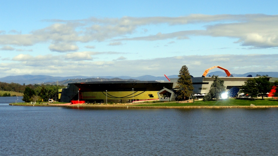 National Museum Lake & Mtns