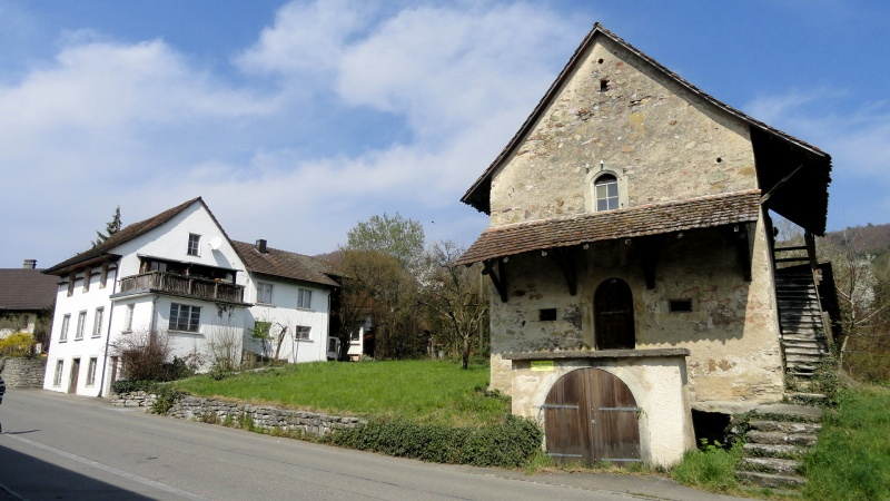 Swiss Village Life