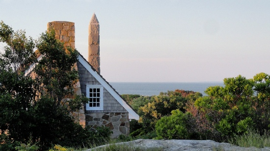 Chimney & Monument Spire