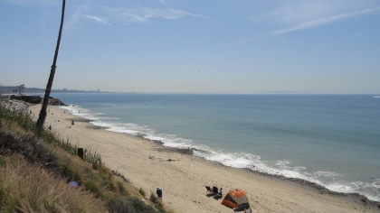 Coast at Topanga